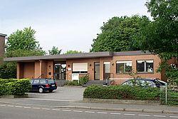 Gebäudeansicht KfH-Nierenzentrum Wesel