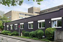 Gebäudeansicht KfH-Nierenzentrum Köln