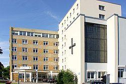 Gebäudeansicht KfH-Nierenzentrum Hermeskeil