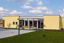 Gebäudeansicht KfH-Nierenzentrum Fürstenzell