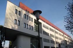 Gebäudeansicht KfH-Nierenzentrum Bochum