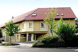 Gebäudeansicht KfH-Nierenzentrum Kitzingen