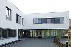 Gebäudeansicht KfH-Nierenzentrum Lutherstadt Wittenberg