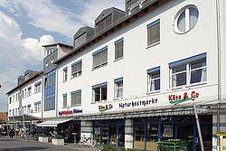 Gebäudeansicht KfH-Nierenzentrum Erlangen