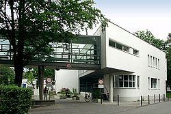 Gebäudeansicht KfH-Nierenzentrum Bonn