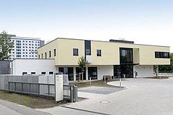 Gebäudeansicht KfH-Nierenzentrum Halle