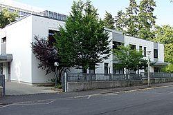 Gebäudeansicht KfH-Nierenzentrum Schweinfurt