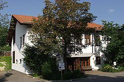 Gebäudeansicht KfH-Nierenzentrum Traunstein
