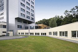 Gebäudeansicht KfH-Nierenzentrum Wuppertal