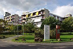 Gebäudeansicht KfH-Nierenzentrum Marburg