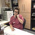 Frau Klepsch, Medizinische Fachangestellte
