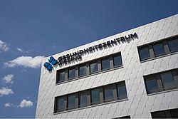 Gebäudeansicht KfH-Nierenzentrum München
