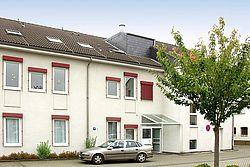 Gebäudeansicht KfH-Nierenzentrum Wittlich