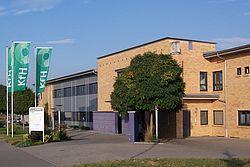 Gebäudeansicht KfH-Nierenzentrum Bad Nauheim