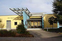 Gebäudeansicht KfH-Nierenzentrum Erfurt