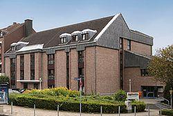 Gebäudeansicht KfH-Nierenzentrum Aachen