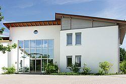 Gebäudeansicht KfH-Nierenzentrum Deggendorf