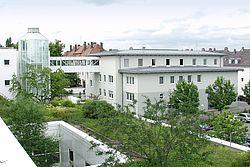 Gebäudeansicht KfH-Nierenzentrum Regensburg