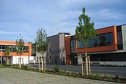 Gebäudeansicht KfH-Nierenzentrum Neusäß