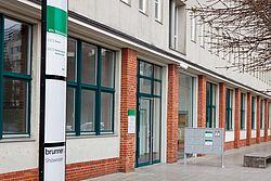 Gebäudeansicht KfH-Gesundheitszentrum Hannover