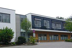 Gebäudeansicht KfH-Nierenzentrum Kassel