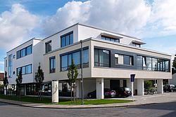 Gebäudeansicht KfH-Nierenzentrum Bamberg