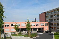 Gebäudeansicht KfH-Nierenzentrum Büdingen