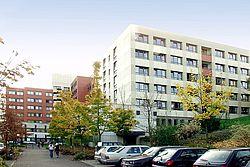 Gebäudeansicht KfH-Nierenzentrum Saarburg