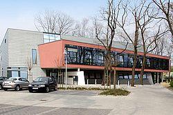 Gebäudeansicht KfH-Nierenzentrum Finsterwalde
