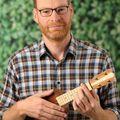 Musiktherapeut Matthias Kraft