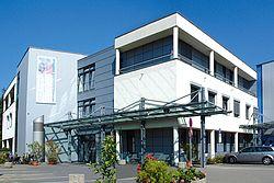 Gebäudeansicht KfH-Nierenzentrum Bottrop
