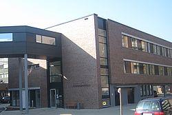 Gebäudeansicht KfH-Nierenzentrum Bad Soden