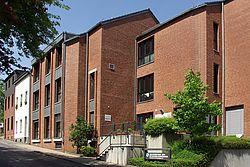 Gebäudeansicht KfH-Nierenzentrum Stolberg