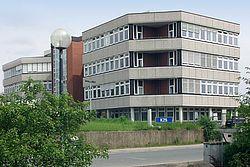 Gebäudeansicht KfH-Nierenzentrum Hannover