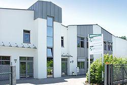 Gebäudeansicht KfH-Nierenzentrum Neuried