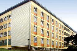 Gebäudeansicht KfH-Nierenzentrum Bernkastel-Kues