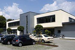 Gebäudeansicht KfH-Nierenzentrum Nürnberg