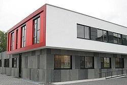 Gebäudeansicht KfH-Nierenzentrum Ulm