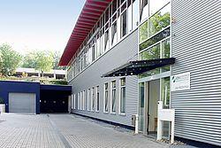 Gebäudeansicht KfH-Nierenzentrum Coburg
