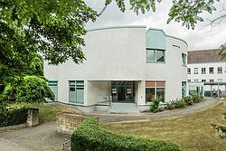 Gebäudeansicht KfH-Nierenzentrum Eisenach