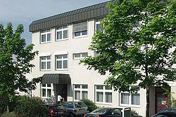 Gebäudeansicht KfH-Nierenzentrum Bad Hersfeld