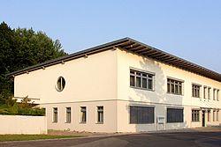 Gebäudeansicht KfH-Nierenzentrum Lichtenfels