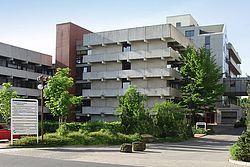 Gebäudeansicht KfH-Nierenzentrum Rotenburg