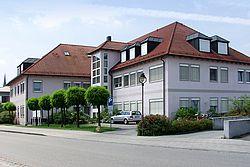 Gebäudeansicht KfH-Nierenzentrum Pfaffenhofen