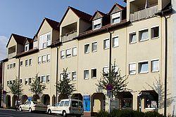 Gebäudeansicht KfH-Nierenzentrum Lauf
