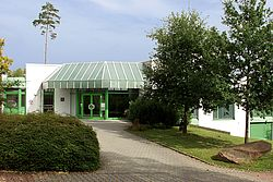 Gebäudeansicht KfH-Nierenzentrum Kaiserslautern
