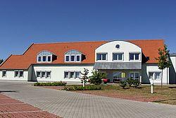 Gebäudeansicht KfH-Nierenzentrum Sulzbach-Rosenberg