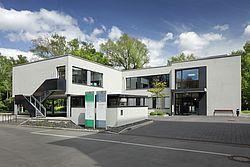 Gebäudeansicht KfH-Nierenzentrum Berlin