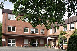 Gebäudeansicht KfH-Nierenzentrum Münster