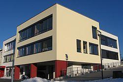 Gebäudeansicht KfH-Nierenzentrum Bischofswerda